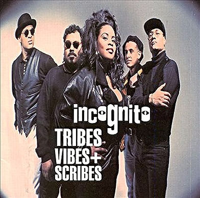"Incognito - Tribes, Vibes And Scribes, Album, incognito.london, Jean-Paul ""Bluey"" Maunick"