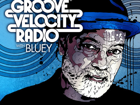 Groove Velocity Radio with Bluey 2021