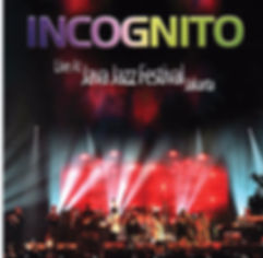 Incognito - Live At Java Jazz Festival, Jakarta, Live Album