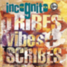 "Incognito - Tribes, Vibes And Scribes, Album, Japan, incognito.london, Jean-Paul ""Bluey"" Maunick"
