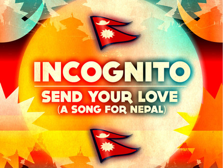Incognito Release Their Charity  Single Send Your Love