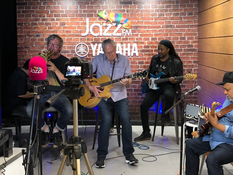 Live Session @ Jazz FM