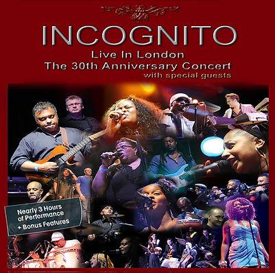Incognito - Live In London - The 30th Anniversary Concert, Live Album