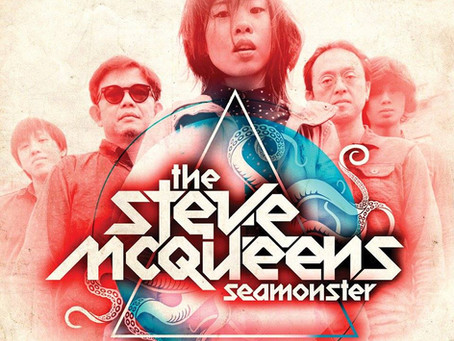 The Steve McQueens - Seamonster