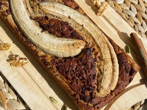 Rezept des Monats Juni: Bananenbrot