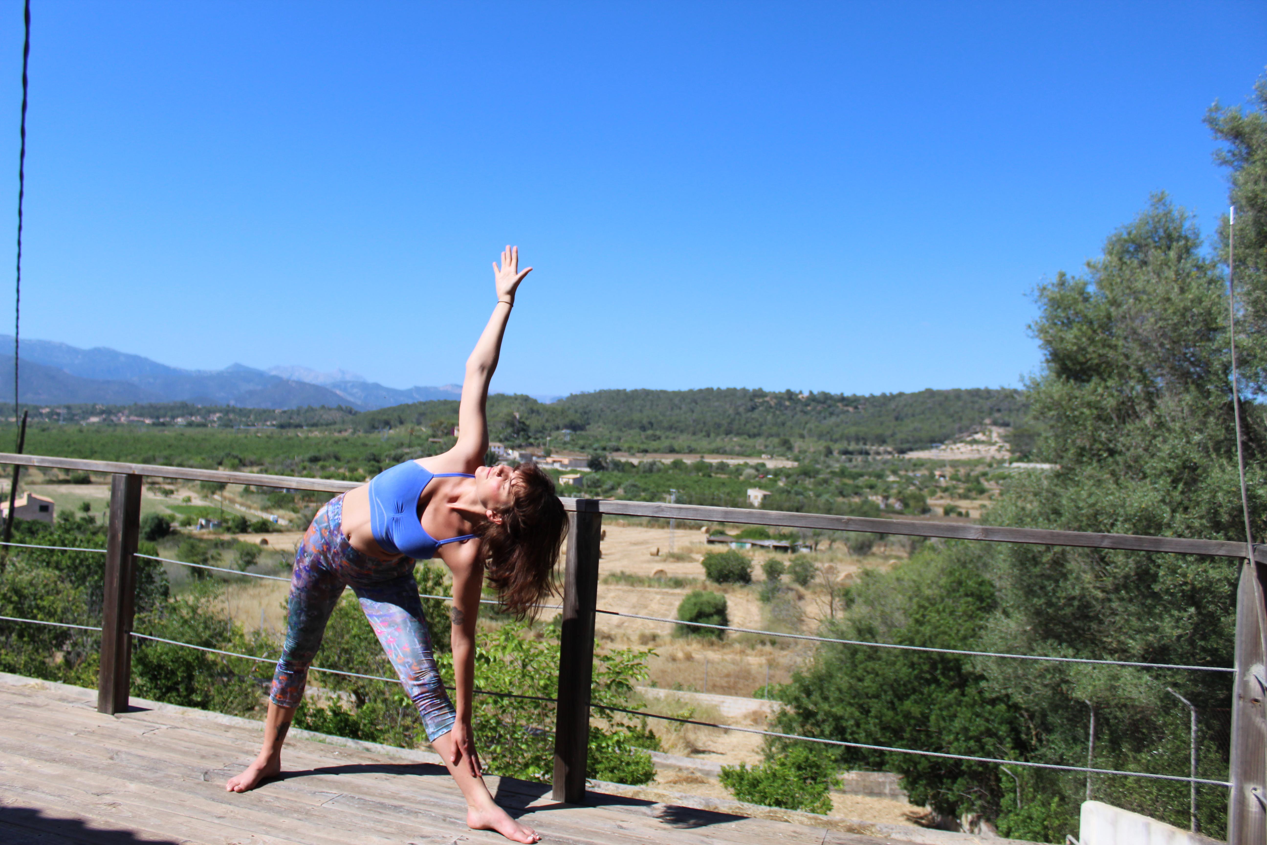 We do Yoga aswell