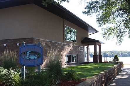 Our lakeside dentist's office on Rice Lake