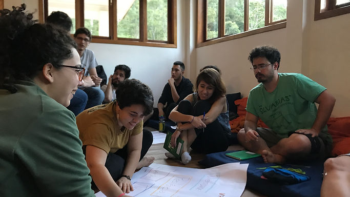Brazilian online organizing pioneers Nossas / Meu Rio using harnessing technology and New Power
