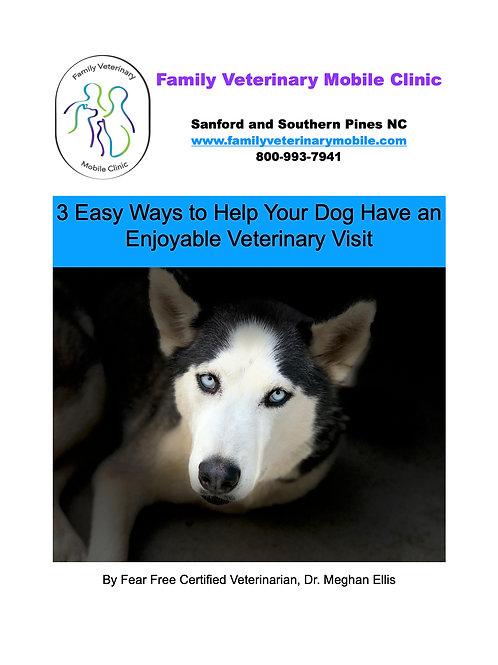 Guide for Enjoyable Dog Veterinary Visits