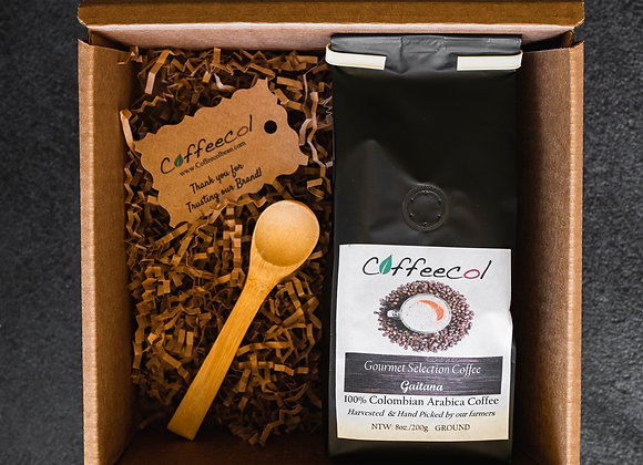 GROUND COFFEE 340gr - GOURMET SELECTION