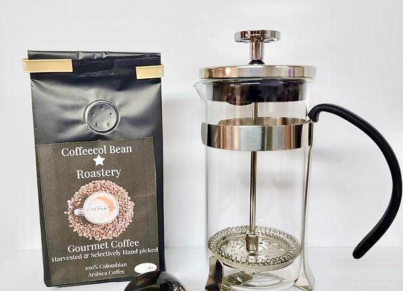 French Press & Roasted Cafe