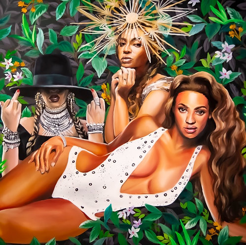 Beyonce Collage