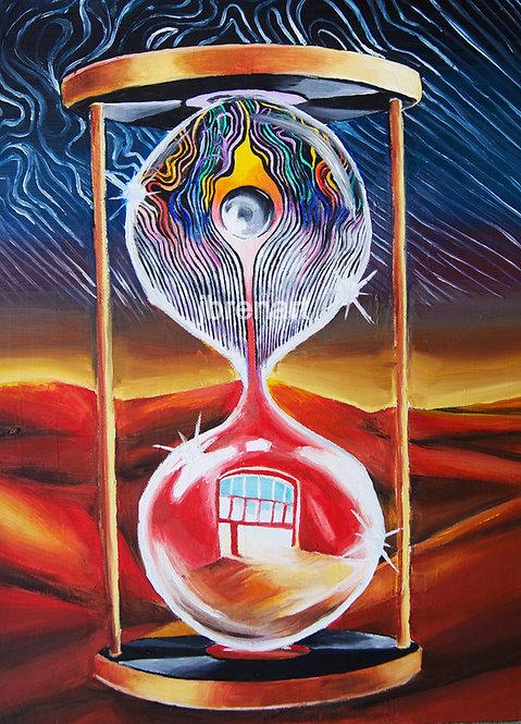 Tame Impala Hourglass- Digital File