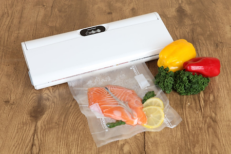 foodshell foodsaver vacuum sealer roll bag