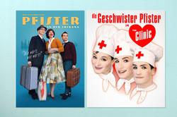Geschwister Pfister poster