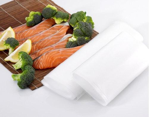 "FoodShell Bag - 44 Bags Quart Size - 8"" x 11.5"""