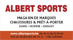 PUB_Albert Sports - Course à pied - Course des géants