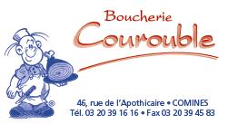 PUB_Boucherie Courouble - Course à pied - Course des géants