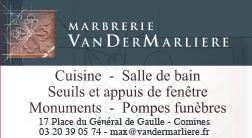 PUB_Marbrerie Vandermarlière - Course à pied - Course des géants