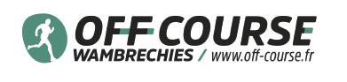 Off course - Sponsor - Course à  pied - Course des géants