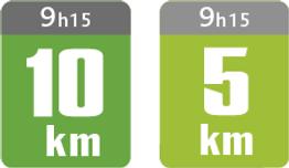 La course des géants - Marche  5 - 10 km