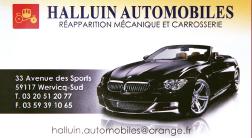 PUB_Halluin Automobiles - Course à pied - Course des géants