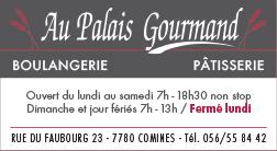 PUB_Palais gourmand - Course à pied - Course des géants