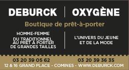 PUB_Deburck-Oxygène - Course à pied - Course des géants