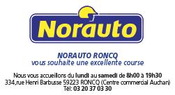 PUB_Norauto Roncq - Course à pied - Course des géants