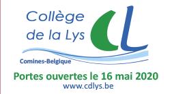 PUB_Collège de la Lys - Course à pied - Course des géants
