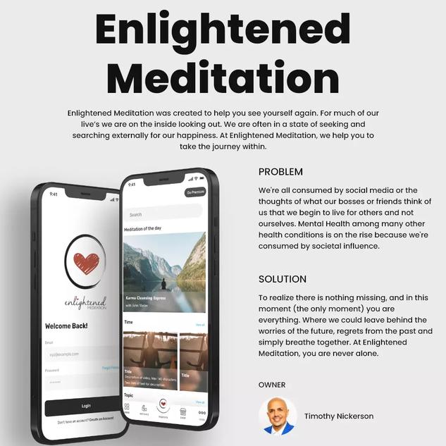 Enlightened Meditation