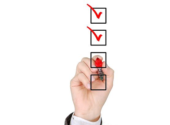 checklist-1919328_1920.png / Bilan de compétences à Tours