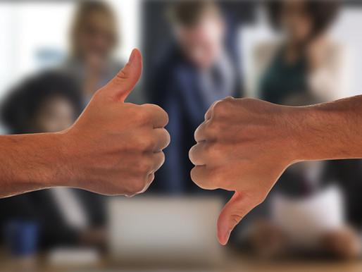 5 astuces pour exprimer une critique constructive !