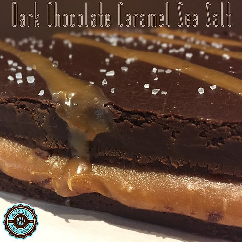 Dark Chocolate Caramel Sea Salt