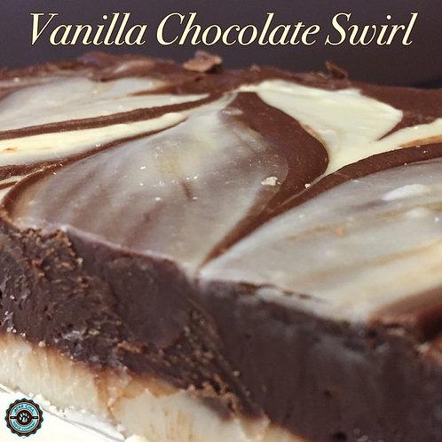 Vanilla Chocolate Swirl