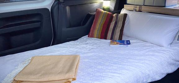 Camping Caddy Pitter Bett