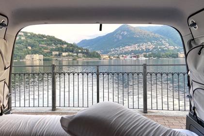 Camping Caddy - park4night-Spot am Lago di Como