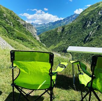 Bergpass - Camping in my Car - Camper mieten Köln