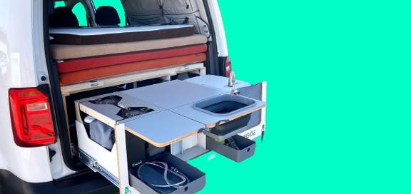 Camping Caddy Agrippina Camping Box