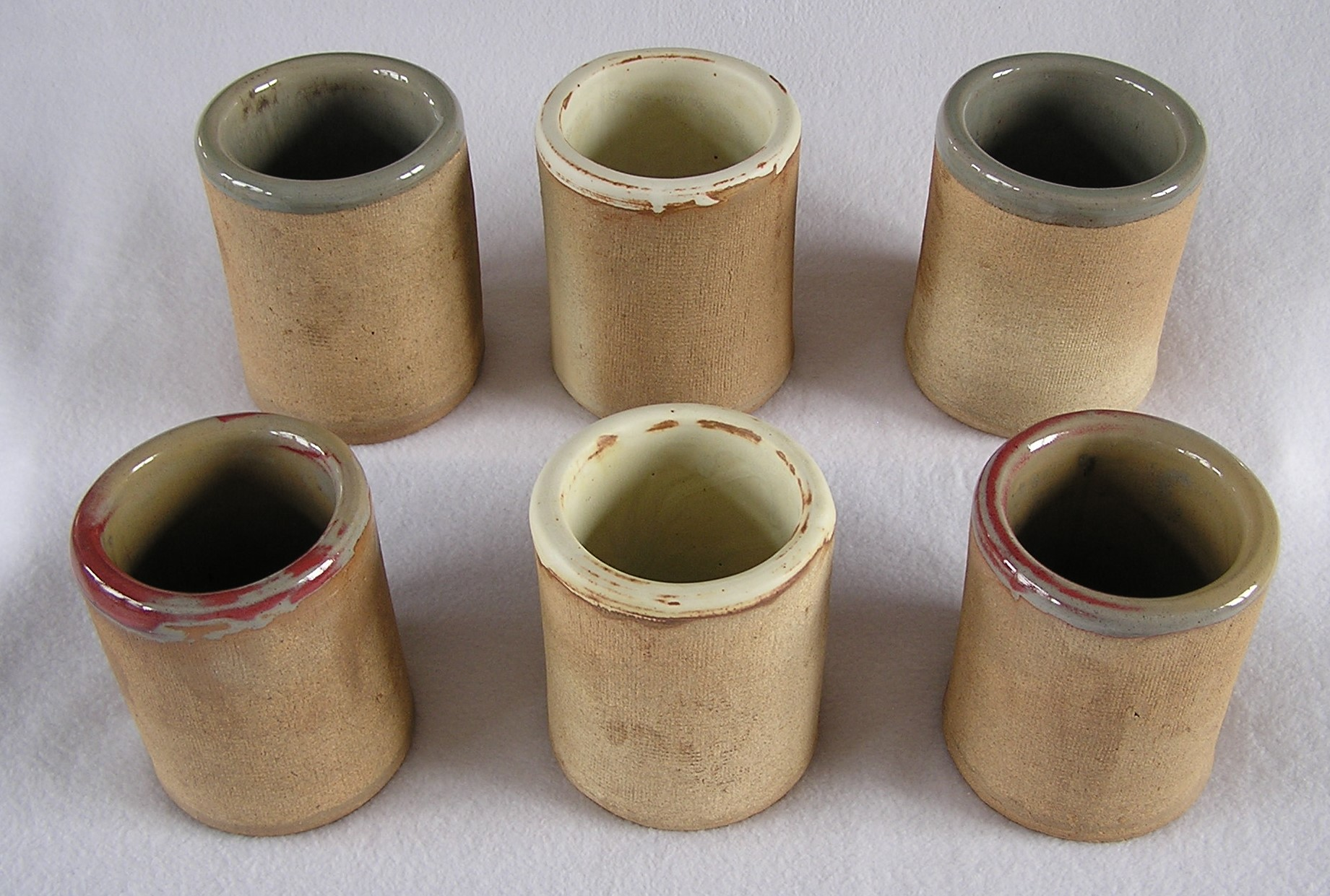 Wine Cylinder- Group I 6 in Assorted ($2