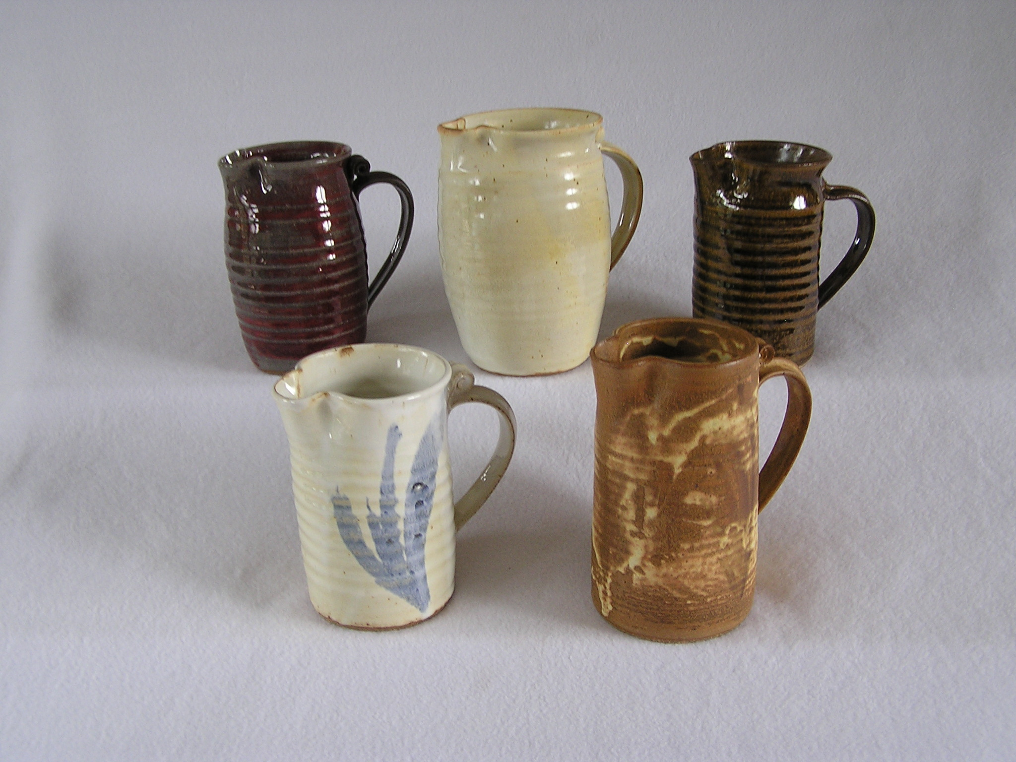 Pitcher- 6 in Group B Assorted ($25 each