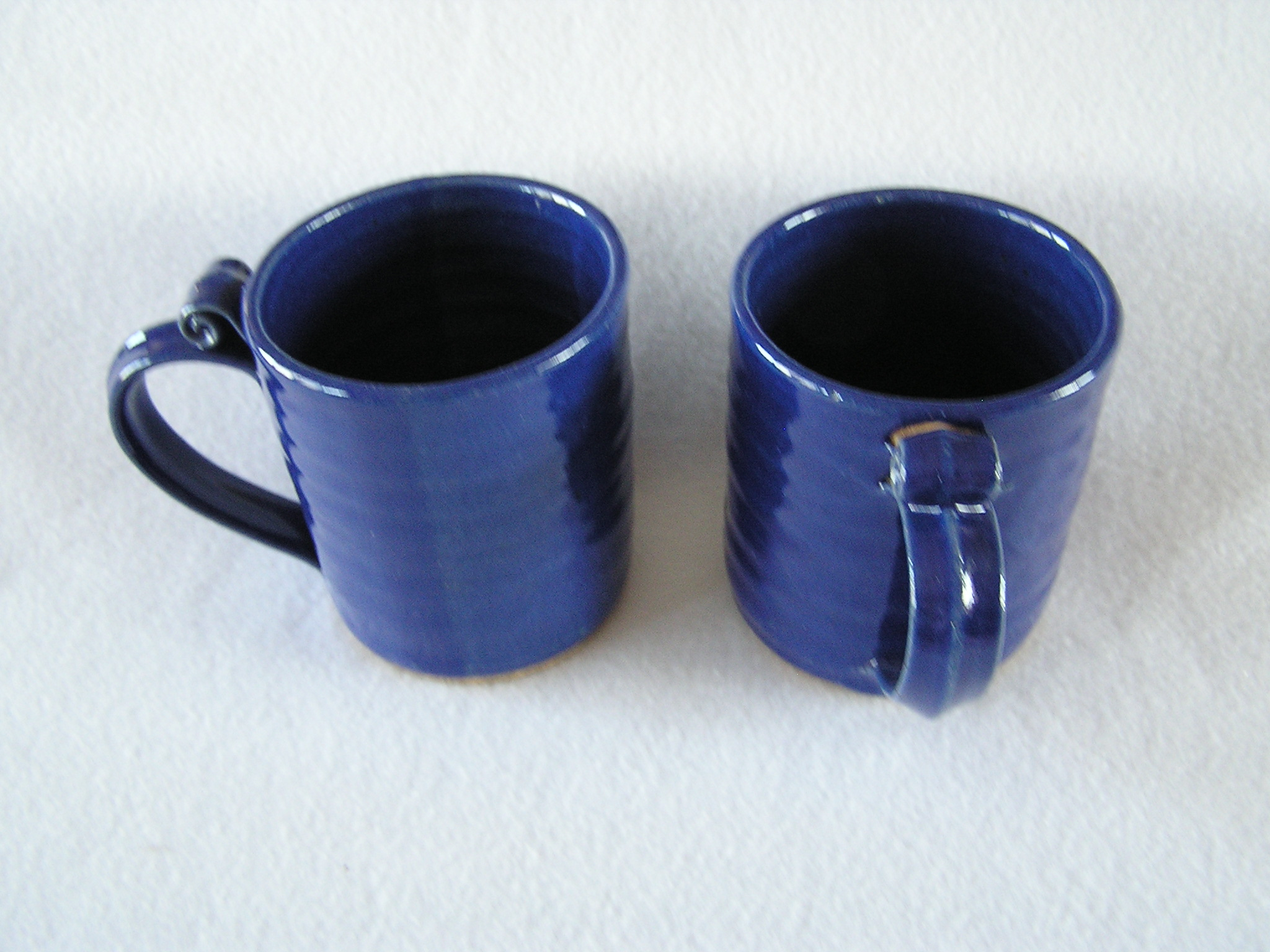 Mug- 4x3 in D819 Royal Blue Set 2 (NFS).