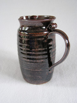 Pitcher- 7 in Group A.5 Black-Brown 8x4.