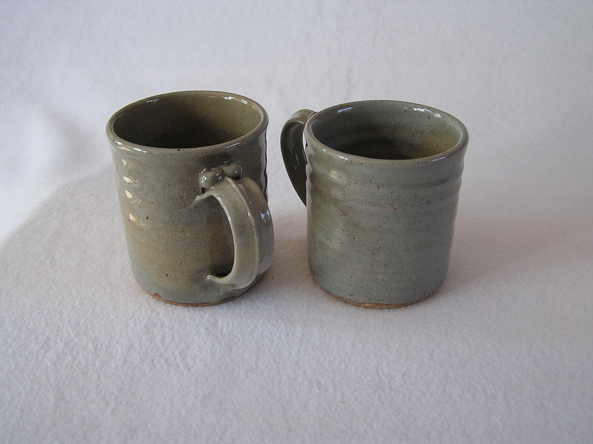 Mug- Dove Grey 4x3 in Set 2 (NFS) D818