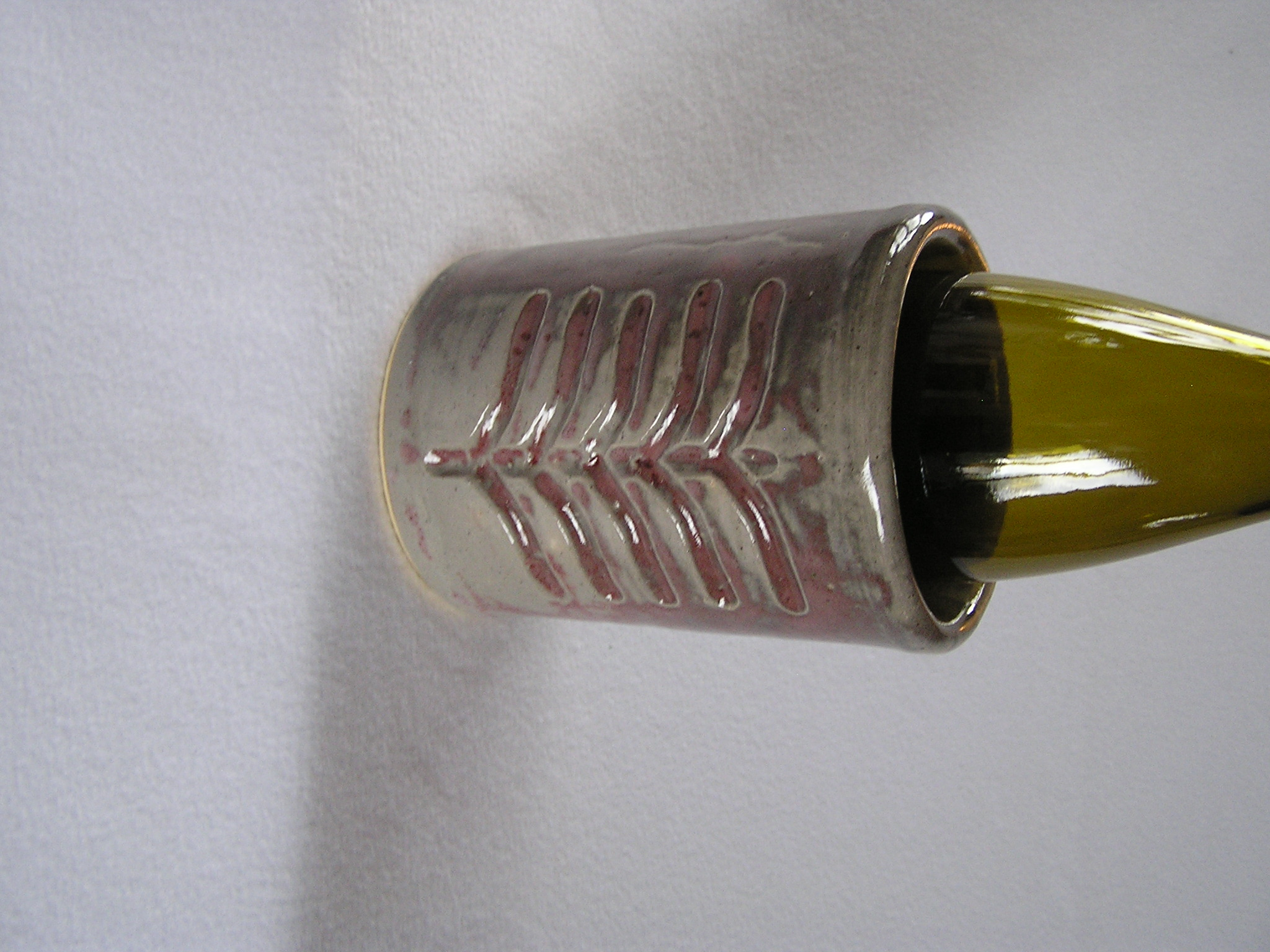 Wine Cylinder- Group  6 in  W048 Ruby-Ol
