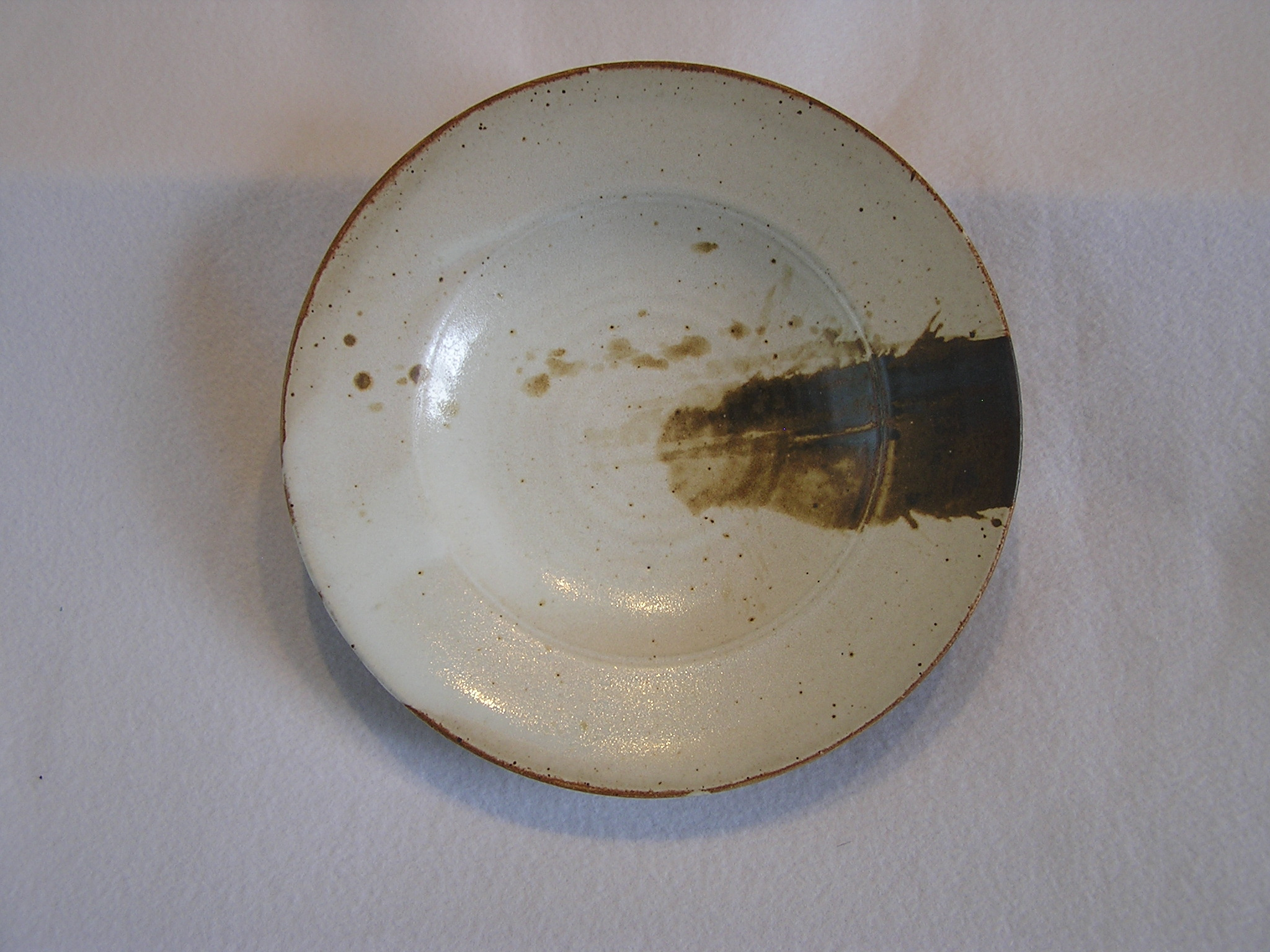 Dish- 9 in Shallow Flared Rim Group B