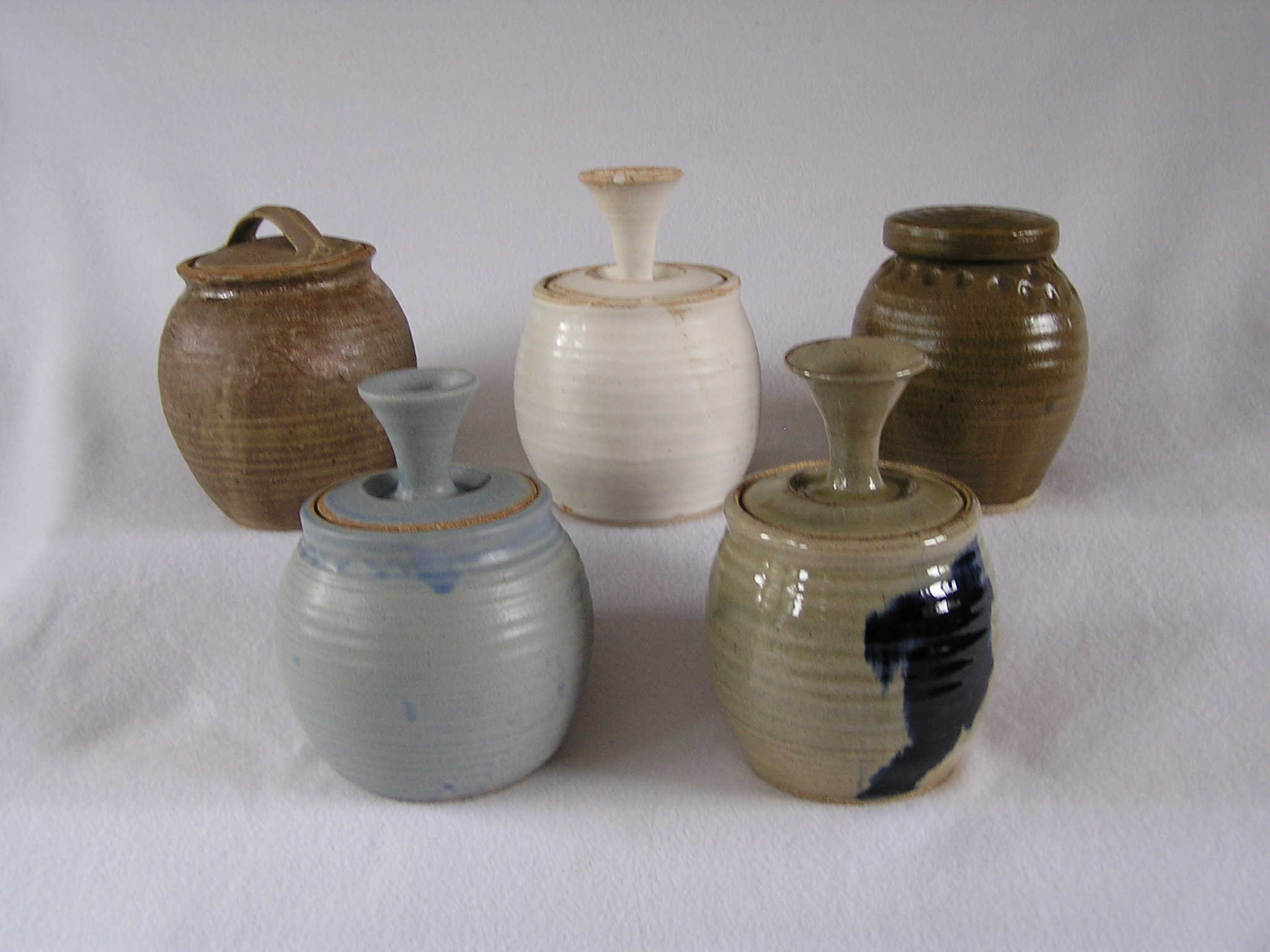 Canister- 6 in Group A Assorted ($30 eac