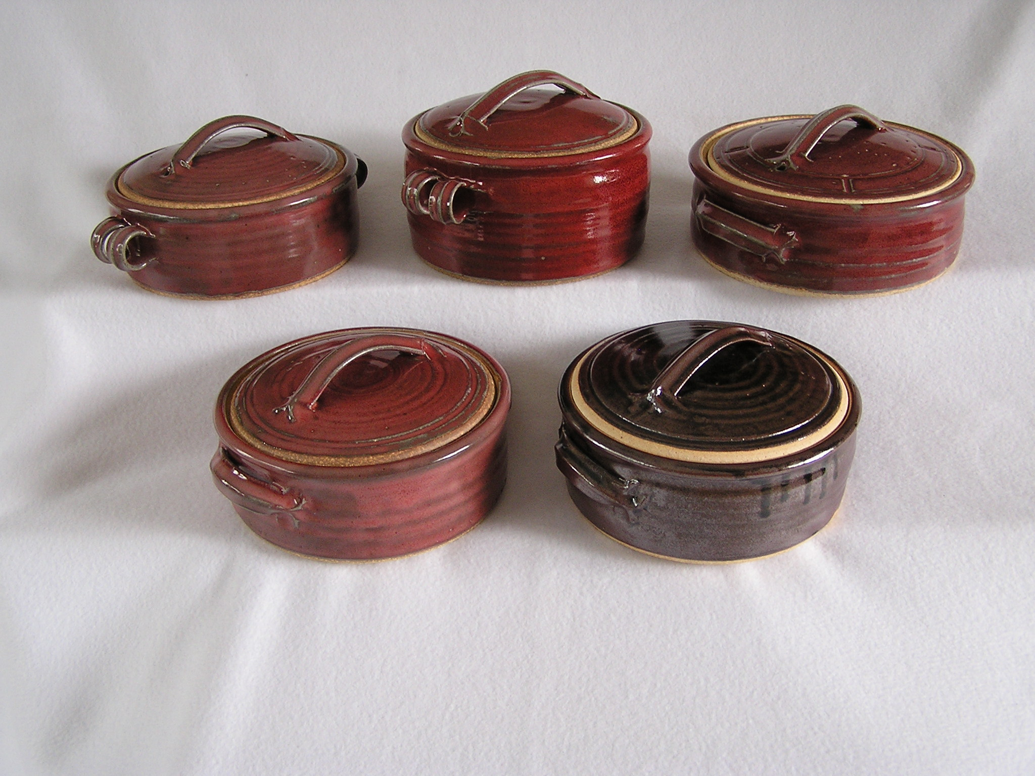 Casserole- 8 in Group A Assorted  Colors