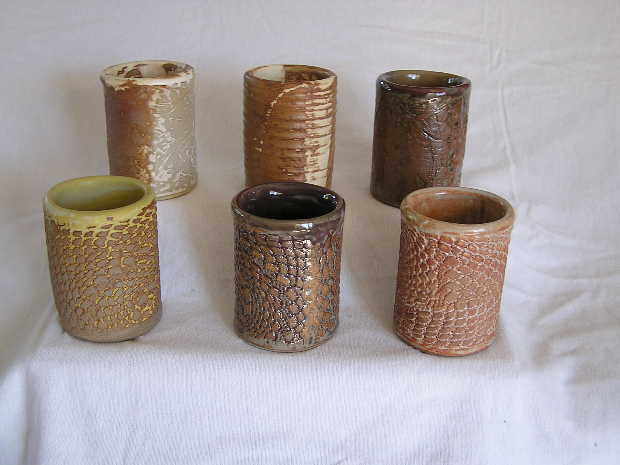 Wine Cylinder- Group H 6 in Assorted ($2