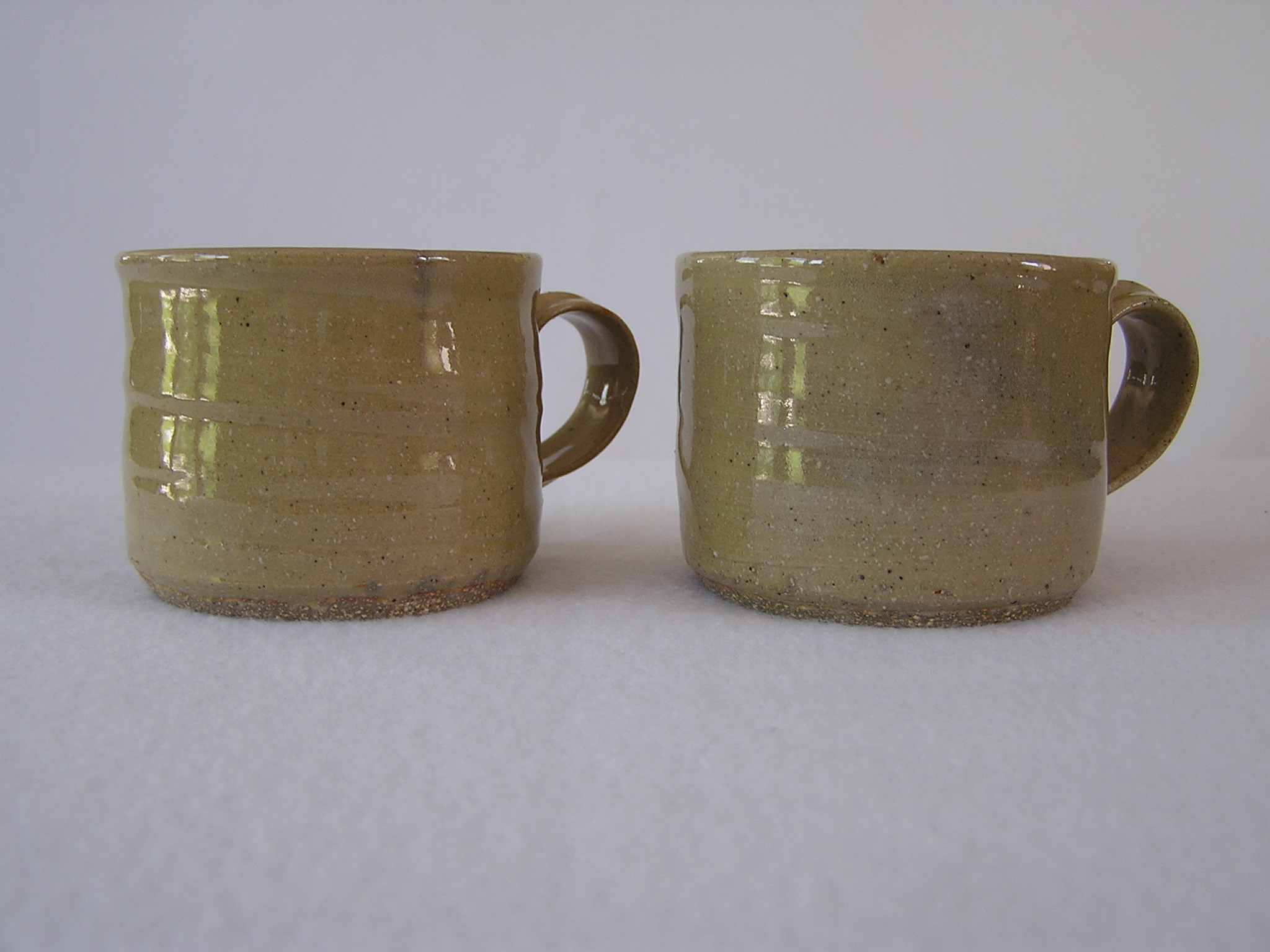 Cups- Coffee, Khaki 2